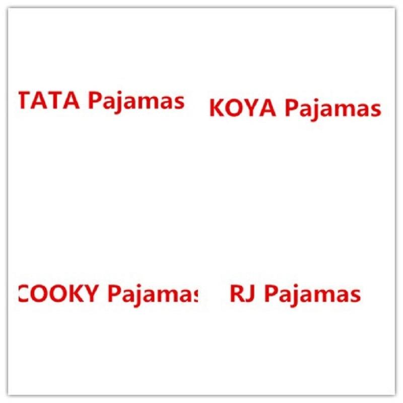 Pajama Sets Kpop Bangtan Boys Cartoon Version V Suga Long Sleeve Pajamas Shirt Nighty Men Women Bedgown Sleepwear Set