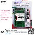 Para K-9202 Kaisi 16 en 1 Profesional de Activación de la Batería Placa de Carga con Cable USB Mic para iPhone4/5/6/6 s Para ipad2/3/4/5/6