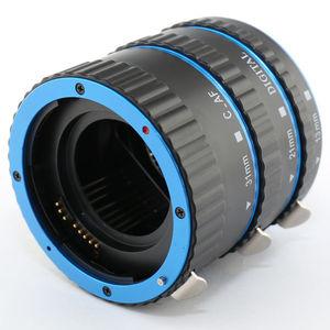 Image 2 - Foleto Auto Focus Macro Extension Ring Plastic Alloy Electronic AF TTL Tube Closeup set For Canon 1200d 7d 5dII 60d DSLR Camera
