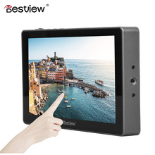 цена на Bestview R7 7 inch 1920x1200 Video Camera DSLR Monitor for Canon Nikon Sony Panasonic 4K HDMI Monitor LCD Full Touch Screen