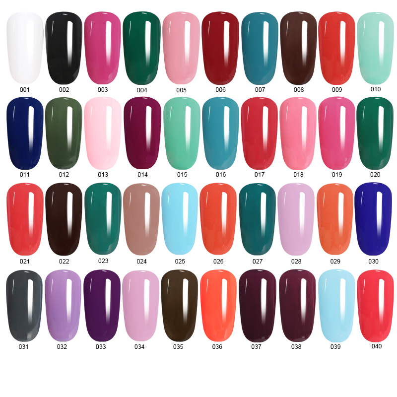 Queen Gel Nail Polish: Ms. Queen Gel Lacquer SALE 10ML 104Colors UV Gel Manicure