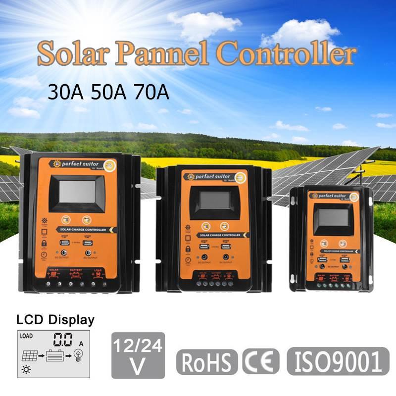 painel solar inteligente controlador de carga da
