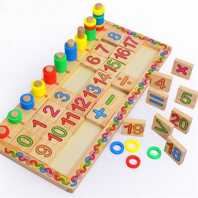 Favoritos Materiais Montessori Brinquedos educativos Dominó Crianças  BN46