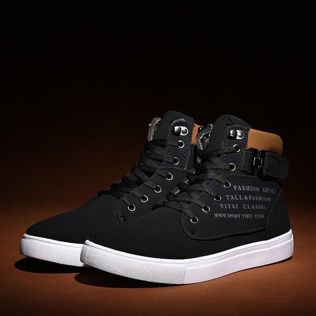 53d0137ff5 Sapatas Dos Homens agradável Pop Sapatos Tenis masculino Masculino Sapato  Da Moda Para homens Casuais de