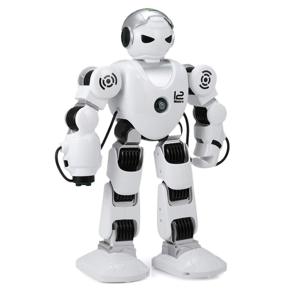 Nouveau Robot Intelligent RC drôle intérieur extérieur jeu jouets 2.4G danse bataille modèle jouet multi-fonction télécommande Robots