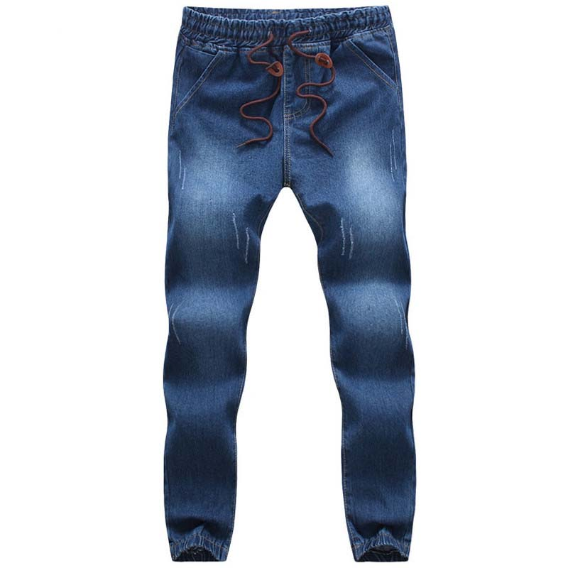 a jeans men's denim pant jogger styling slim fit c denim blue acid s to 2xl see more like this.