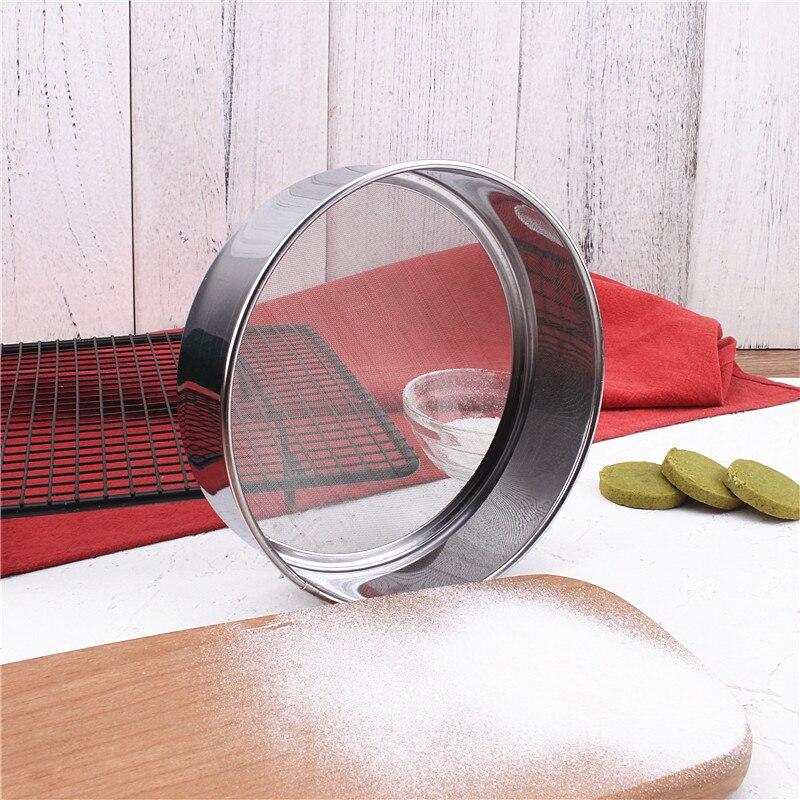 304 201 Stainless Steel Kitchen Colander Filter Spoon