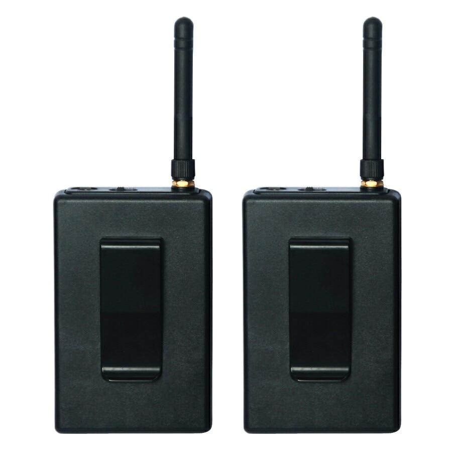 TP-Wireless 2.4GHz Sanitary Digital Wireless Tour Guide System Untuk - Audio dan video portabel - Foto 6