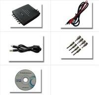 Diagnostic Oscilloscope Original Hantek1008A Hantek1008B 8Channel PC USB Digital Storage Automotive Virtual Car Signal Generator
