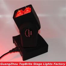 RGBW Moving Licht 4X10W