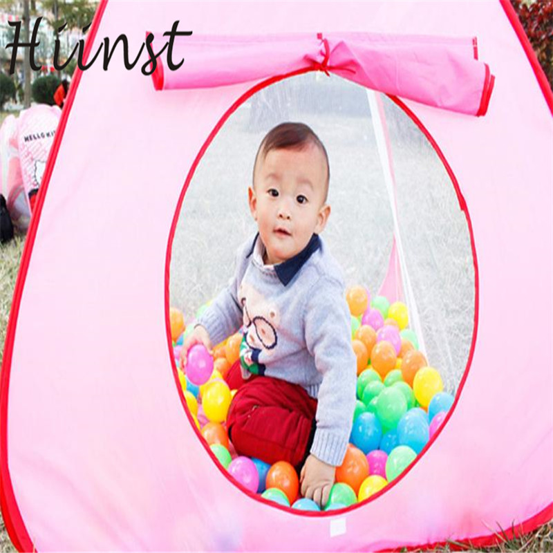 Baby Toy Children Tent Game Pool Game House Outdoor Ocean Ball Pool New Education Develo ...