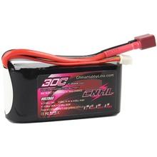 1300mAh 11.1V 30C(Max 60C) 3S Lipo Battery