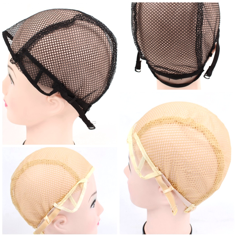 Search For Flights Joy&beauty Best Lace Wig Caps For Making Wigs And Hair Weaving Stretch Adjustable Wig Cap Hot Black Dome Cap For Wig Hair Net To Be Renowned Both At Home And Abroad For Exquisite Workmanship Skillful Knitting And Elegant Design Hair Extensions & Wigs Hairnets