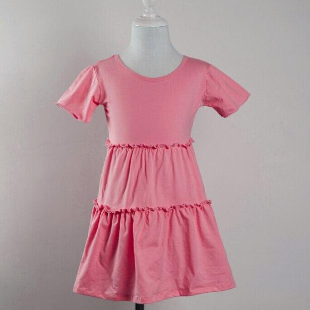 Bébé coton churidar cou conception mode africaine conçoit la robe avant après mères filles habillées déshabillées