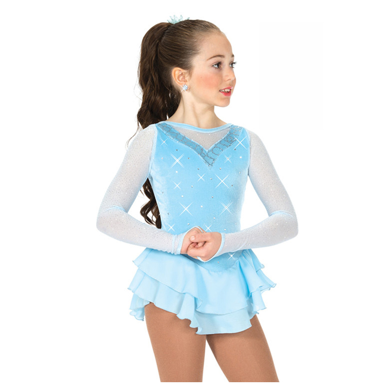 Compare Prices on Blue Ice Skating Dress- Online Shopping/Buy Low ...