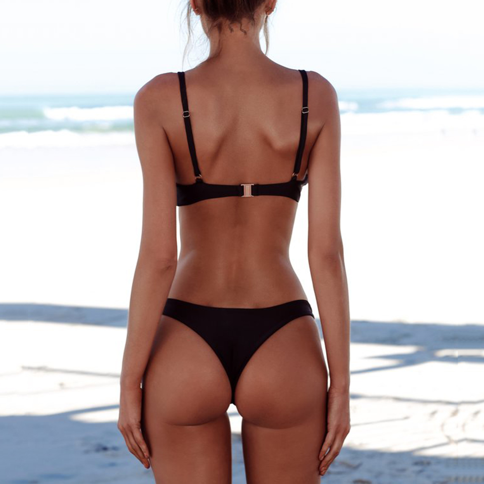 Swimwear Brazilian Bikini Push Up Swimsuit 1