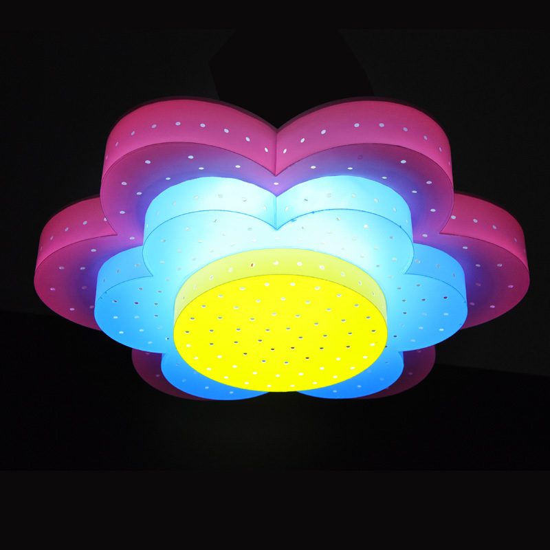 Cartoon Childrens Room Lamp Led Ceiling Lights Kids Boys And Girls - Childrens lights for bedrooms