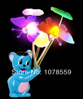 Mickey Mouse 110 220V Electric Induction Dream Mushroom Fungus Lamp LED Table Lamp Mushroom Lamp Energy