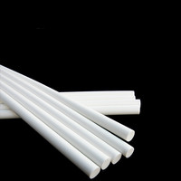 50 pcs White high temperature hot melt glue stick glue of 11mm non toxic environmental protection suitable for high temperature