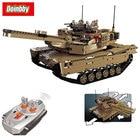 Lepin 20070 Technic Series SWAT Military War Remote Control RC Tank Set 2 IN 1 Building Block Brick Toys 1572Pcs Kid Gift