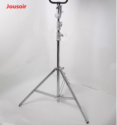 3000F large stainless steel lamp legs for film and television xenon lamp LED large spotlight load 12KG light stand CD50 T06