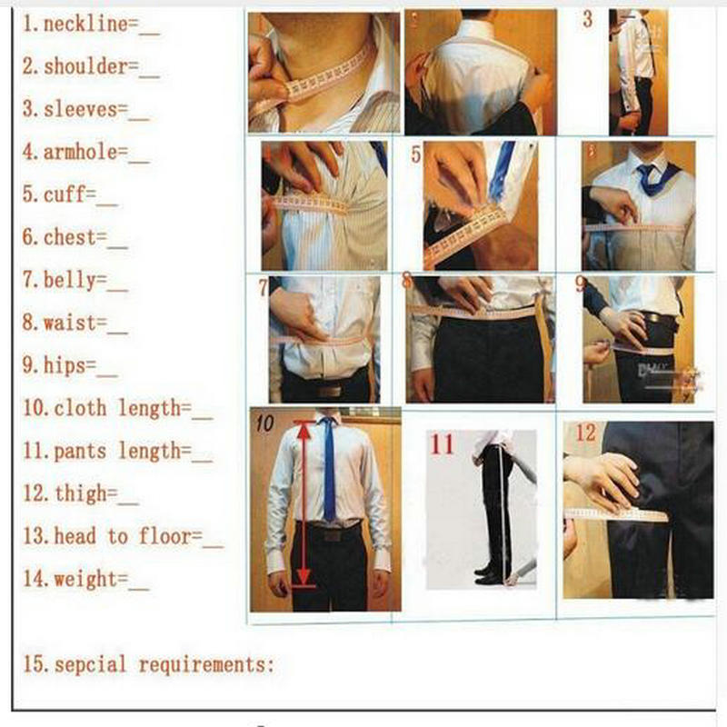 Custom Made Black Slim Fit Men Wedding Suite Groom Tuxedos Suits Herringbone Retro Gentleman Suits Formal Party Suits 2