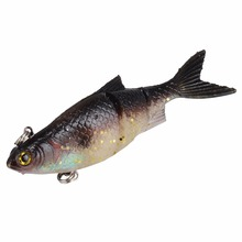 6-Pack Soft Bait with Lifelike Colors