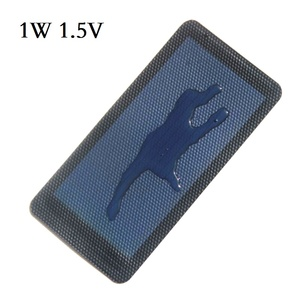Image 5 - BUHESHUI 0.3W 0.5W 0.7W 1W 1.5W 1.5V Flexible Solar Cells Amorphous Silicon Very Slim Solar Panel DIY Charger Education Kits