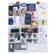 Elegoo Arduino Pro Mega 2560 R3 Project The Most Complete Ultimate Starter Kit w TUTORIAL for Arduino UNO Nano EL-KIT-008