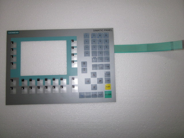 New OP277-6 6AV6643-0BA01-1AX0 membrane keypad for HMI op27 6av3627 1lk00 1ax0 membrane keypad for operator interface panel compatible new