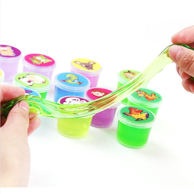 Fun Toys Crystal Magnetic Colored Clay Mud Intelligent slime Plasticine Rubber Mud Playdough Gift for kids  toddler toys-20