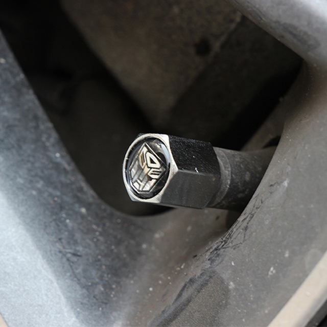 Car aluminum Tire Valves