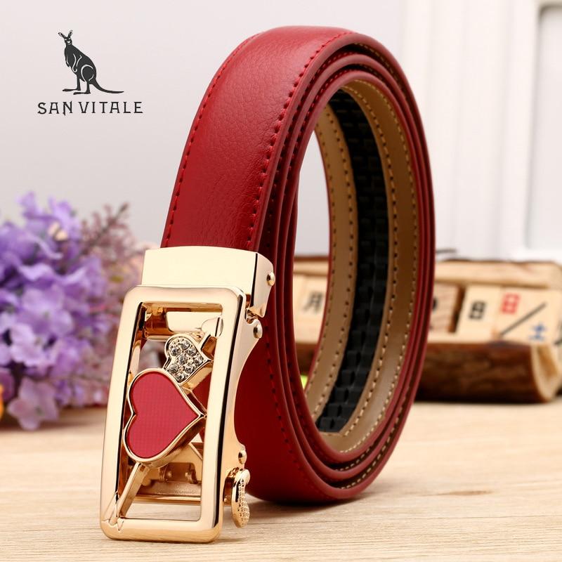 Women   Belt   Luxury Famous Designer Brand High Quality Genuine Leather Strap Automatic Reversible Buckle   Belts   for Dress Ceinture
