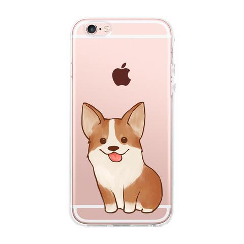 Corgi Phone Case Iphone  Plus