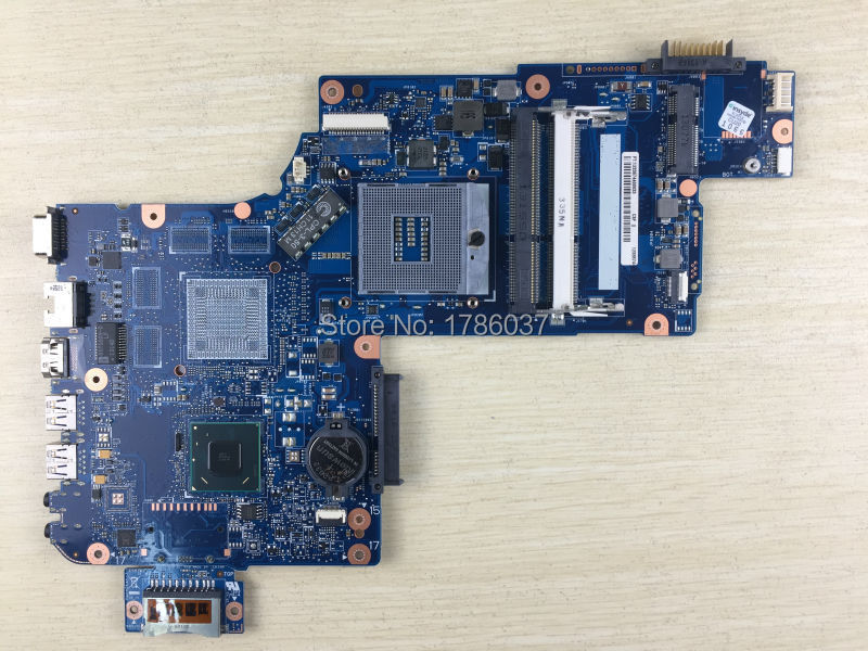 Free Shipping H000043540 for Toshiba Satellite S875-S7356 L875 Intel series motherboard,All functions 100% fully Tested !! lussole abruzzi lsl 7901 02