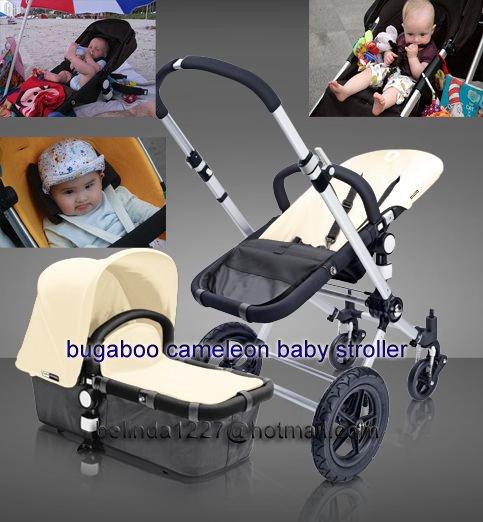 Verwonderlijk Discount Sales on Bugaboo Frog Baby Stroller-in Three Wheels CK-49