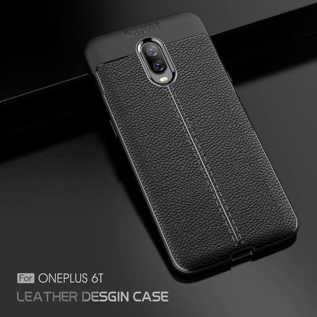 Carbon Fiber Case For Oneplus 6t Mclaren Edition Case High