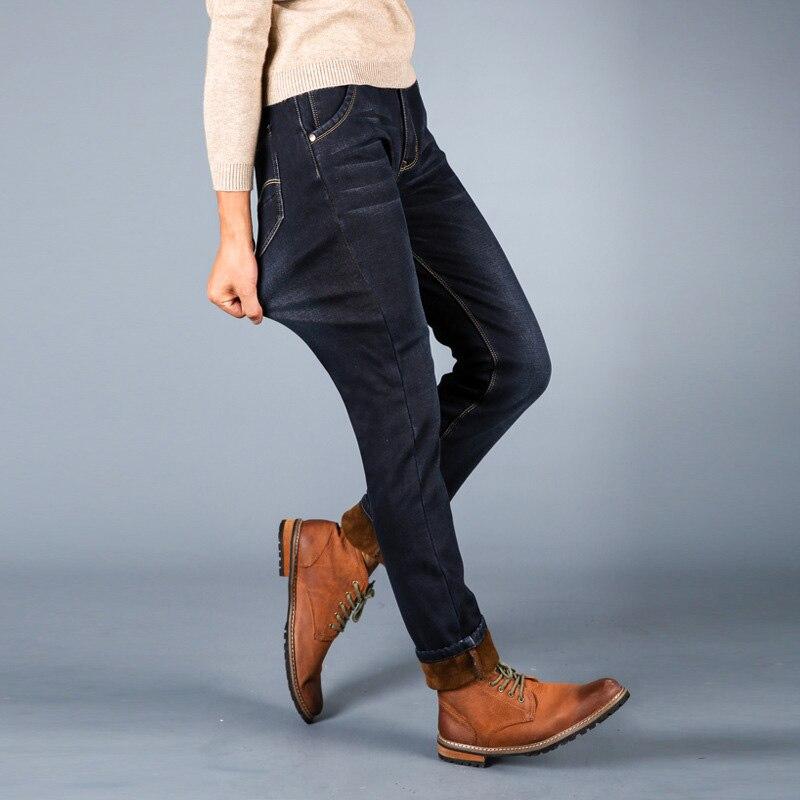 Warm Soft Jeans for Men 2