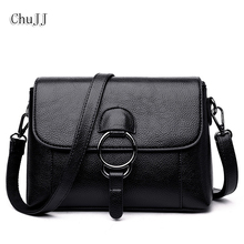 New Fashion Women s Genuine Leather Handbags Small Shoulder CrossBody font b Bags b font font