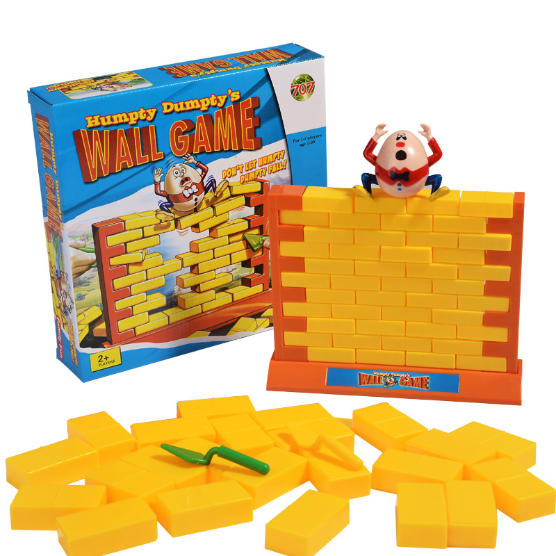 Board Games Toy : Family board games kids toy humpty dumpty the wall game