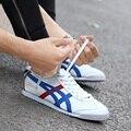 Nuevo 2017 Remiendo de La Manera zapatos Ocasionales de Los Hombres Sapatos Transpirable Zapatos Para Hombre Zapatos de Mujer Zapatos Zapatillas Hombre tamaño 39 ~ 44