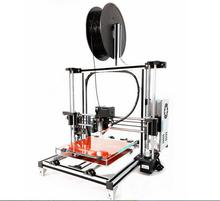 3d принтер комплект бытовой высокая точность prusa i3 алюминиевый профиль diy kit