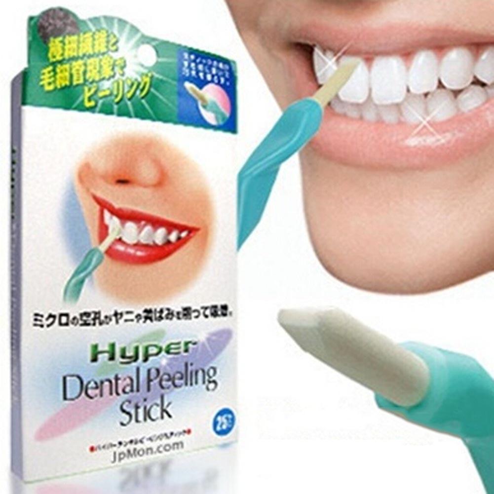 25 Чоп/комплект Цвет случайная новая стоматологического оборудования Отбеливание зубов модный бренд зубы Ластики отбеливание зубов