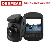 MiNi Car DVR Camera With WiFi Night Vision Dash cam HD 1296P digital video recorder Registrator Vehicle monitoring F1.8 1080P