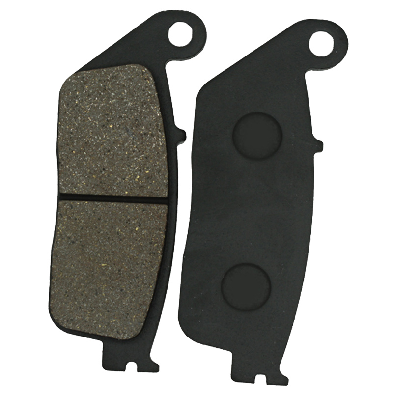 Cyleto Motorcycle Front Brake Pads for HONDA RS 125 RS125 90-94 CBR 250 R CBR 250R CBR250R 11-14 CB 300 CB300F 2015 RS 250 90-94