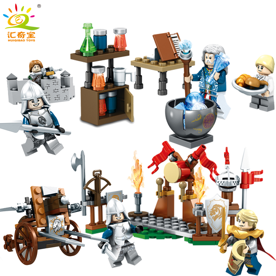 Ghost Tribes Building Blocks Compatible Legoe Skeleton Knight Soldiers Action Figures Enlighten Bricks Toys For Children Boys 4pc set ninjagoes dragon knight building blocks kids hot toys ninja bricks mini action figures enlighten toy for children friend