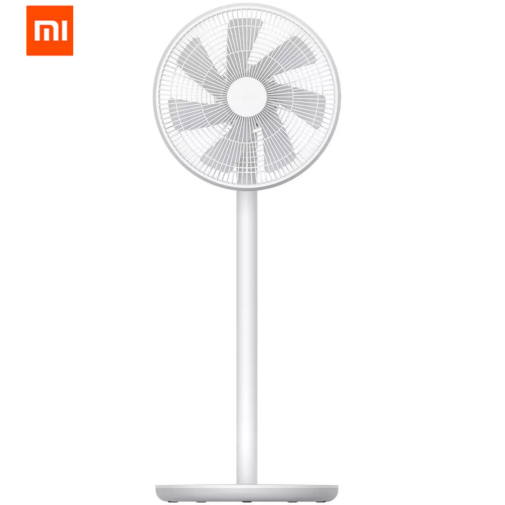 Xiaomi Mijia Smartmi Standing Floor Fan 2S DC Pedestal Fans home Floor rechargeable Portable Air Conditioner