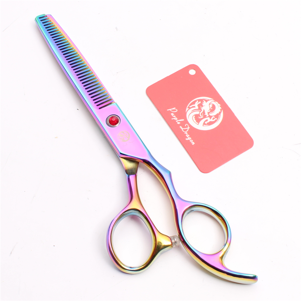 Z3003 3Pcs 7 39 39 Multicolor JP Steel Cutting Shears Thinning Scissors Down Curving Shears Professional Pets Hair Scissors Suit in Hair Scissors from Beauty amp Health
