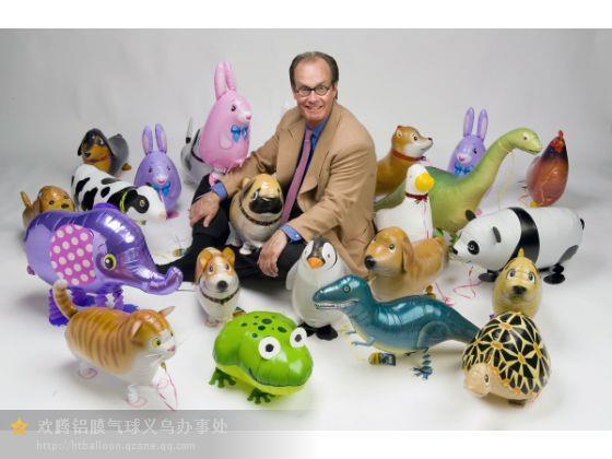 100 sztuk śliczne chodzenia zwierząt balony Puppy pies zwierzęta wszelkiego rodzaju świat zwierząt balon urodziny strona dekoracji dla dzieci zabawki dostaw w Balony i akcesoria od Dom i ogród na  Grupa 3
