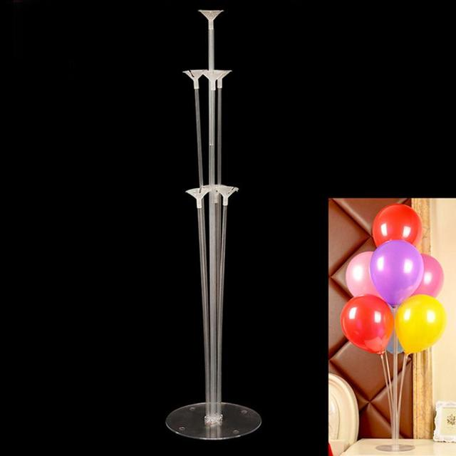 Balloon Stick Diy Wedding Decoration Latex Balloons Table Floating The Supporting Rod Holder